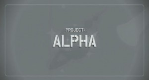 Short movie – Project: Alpha